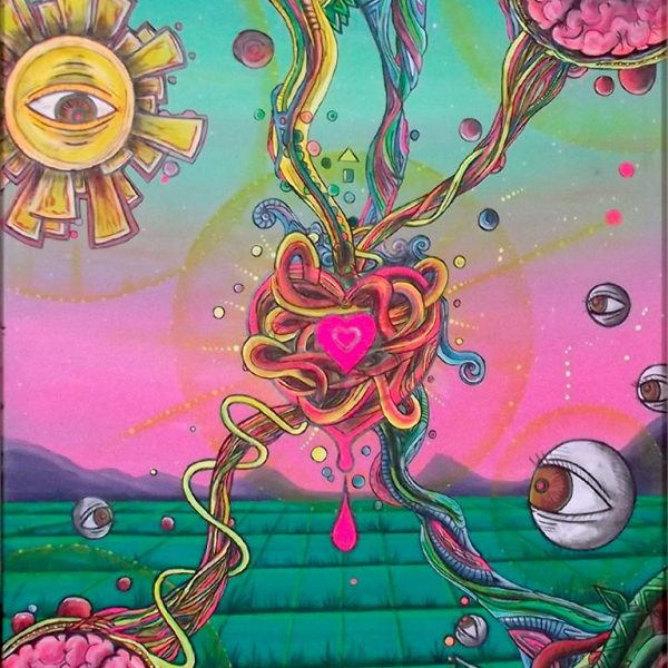 Cuadro de pintura - El poder del Amor
