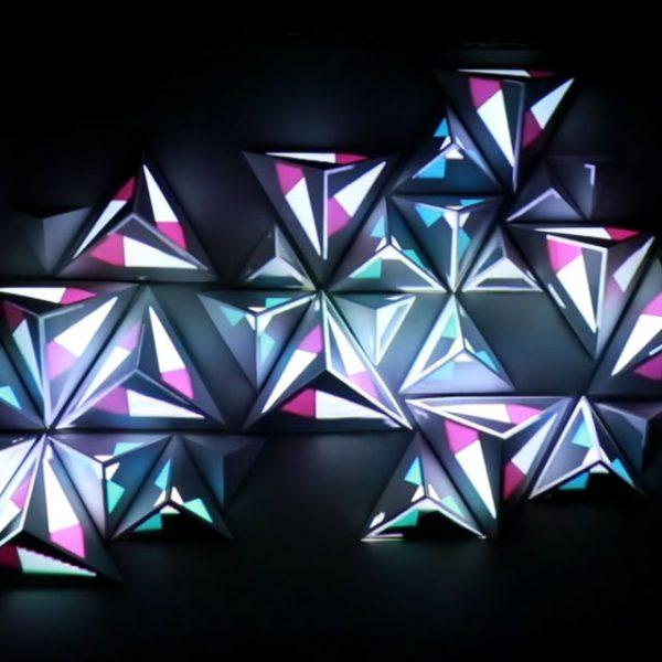 Mapping en triangulos