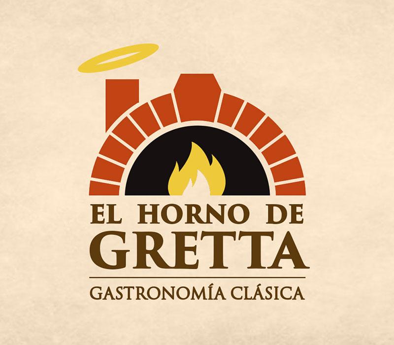 Logo: El horno de gretta