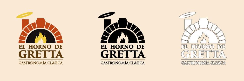 Logotipo: El Horno de Gretta